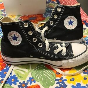 Womens high top Converse